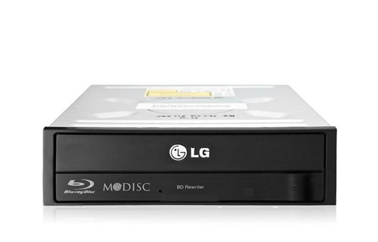 Gravador CD/DVD/Blu-ray/ 14x SATA Preto WH14NS40 SATA OEM - LG