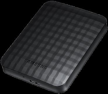 HD Externo 2TB M3 USB 3.0 HX-M201TCB Preto - Samsung