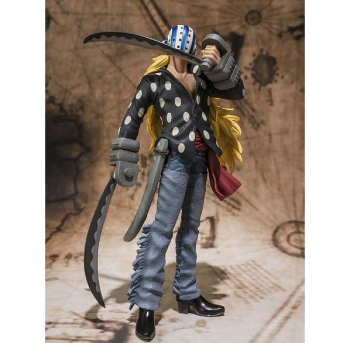 Killer One Piece Figuarts Zero Bandai