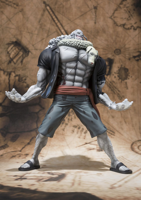 Hordy Jones One Piece Bandai