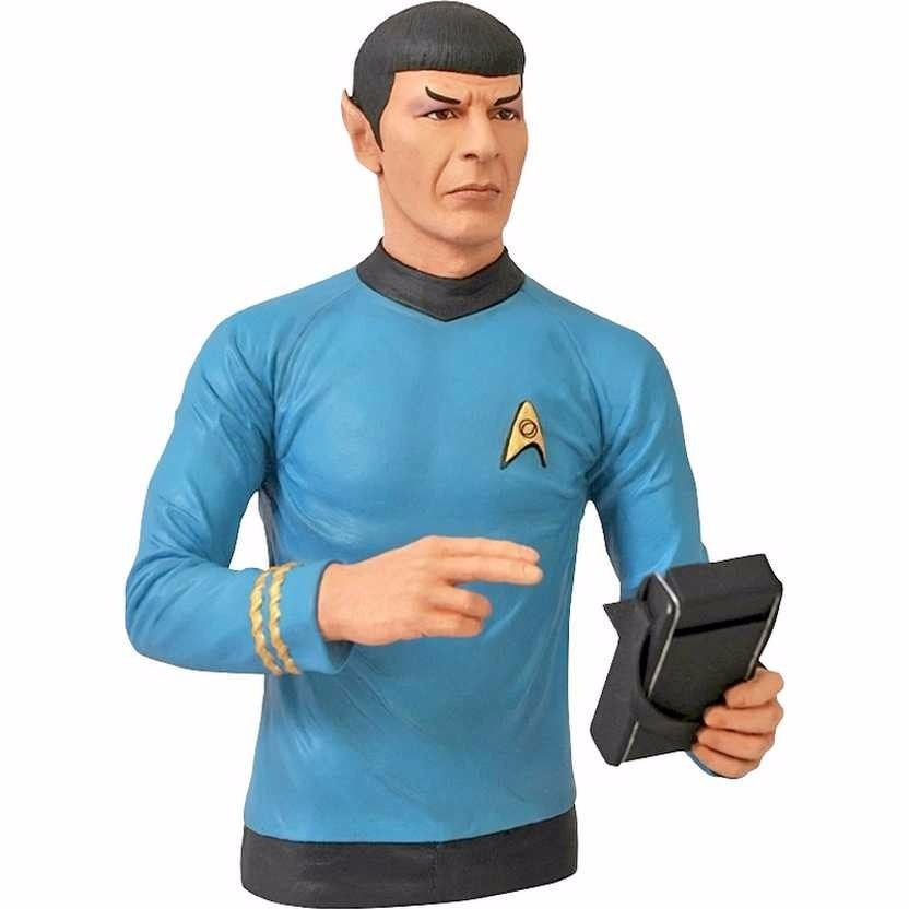 Cofre Mr. Spock Star Trek Diamond Select Toys