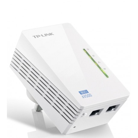 Adaptador Powerline Extensor Wireless AV500 TL-WPA4220KIT - Tplink