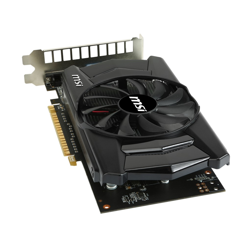 Placa de V�deo Geforce GTX750 OC 1GB DDR5 128Bit N750 TF 1GD5/OC - MSI