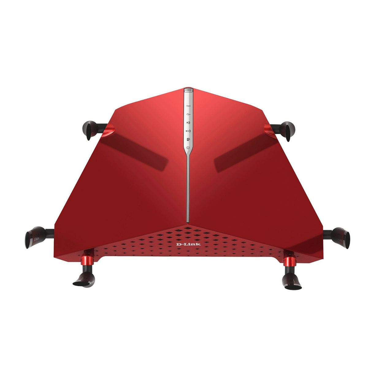 Roteador Wireless AC3200 DIR-890L BR Vermelho - Dlink