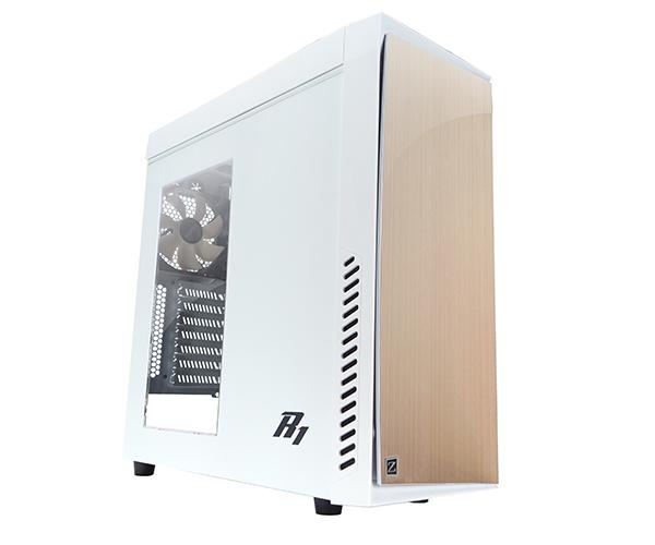 Gabinete ATX ZM-R1W Branco - Zalman