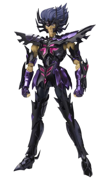 Saint Seiya Cancer Deathmask(Surplice) Saint Cloth Myth Ex