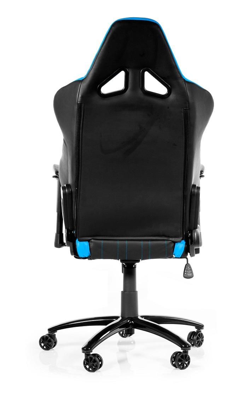 Cadeira AKRacing Player Gaming Black/Blue AK-K6014-BL - AKRacing