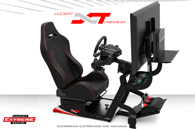Cockpit XT Premium Extreme Racing AK700- Stock Car