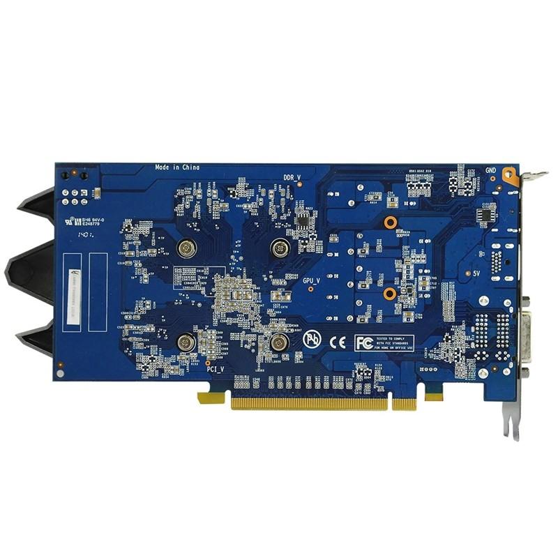 Placa de Vídeo Geforce GTX750 TI EXOC 2GB DDR5 75IPH8DV9JXZ - Galax