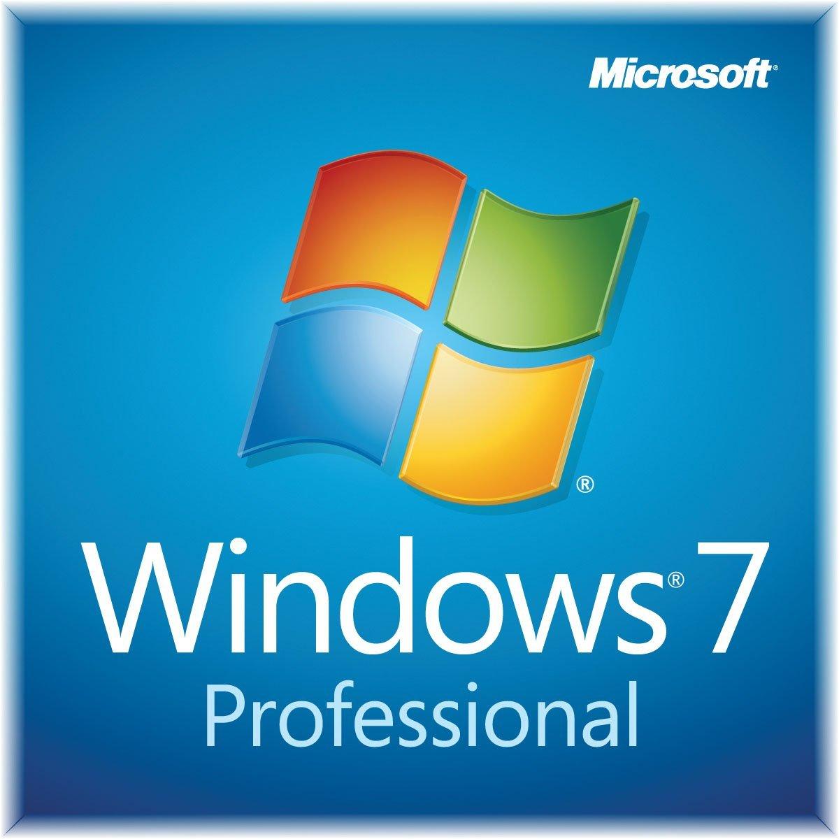 Chave de Ativação OEM Windows 7 Professional OA Latam  FQC-00730 - Microsoft