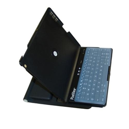 Teclado Bluetooth com Capa Plástica Rígida Ultra Flat para iPad 2 PV-K340 - PixelView