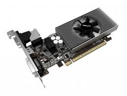 Placa de Vídeo Geforce GT730 2GB DDR3 128Bits VCGGT7302D3LXPB - PNY
