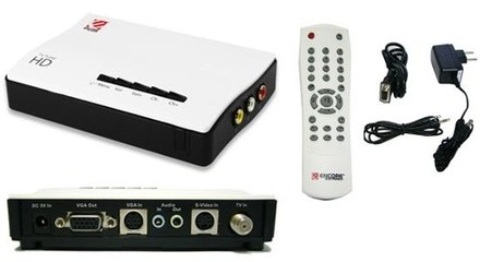 Sintonizador de TV Externo ENXTV-X4 - Encore