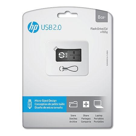 Pen Drive 8GB V165G P-FD8GBHP165G-GEL Cinza - HP