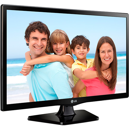 Monitor TV LED 23,6 Time Machine Ready 24MT47D - LG