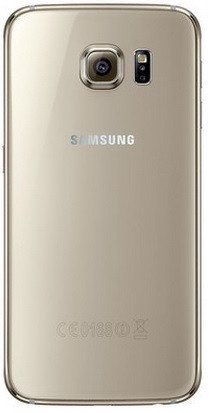 Smartphone Galaxy S6 Edge G925I, Octa Core 1.8Ghz, Android 5.0, Tela Super Amoled 5.1, 32GB, 16MP, 4G, Dourado - Samsung