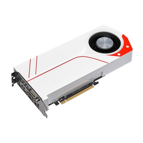 Placa de V�deo Geforce GTX960 2GB DDR5 128Bit TURBO-GTX960-OC-2GD5 - Asus