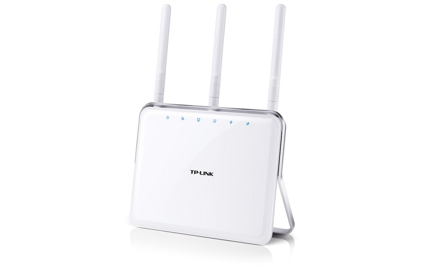Roteador Archer C8 Wireless Gigabit AC1750 Dual Band TPL0262 - Tplink
