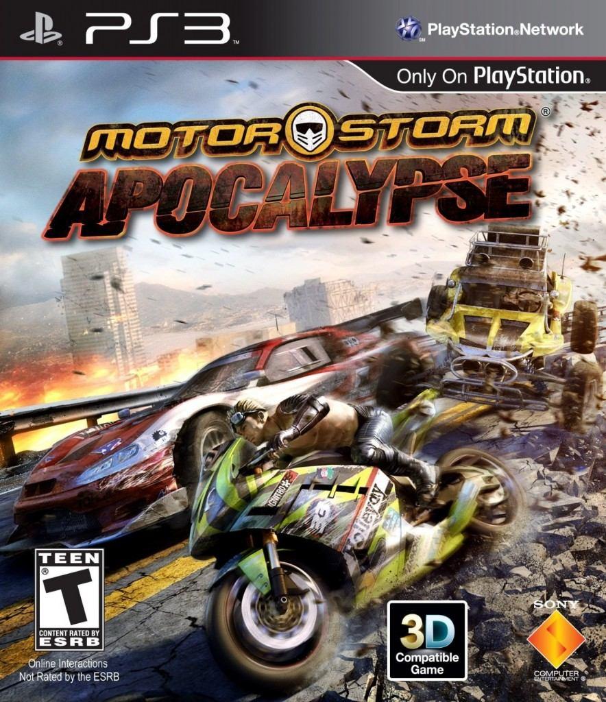 Jogo Motorstorm Apocalipse para PS3 - Sony -