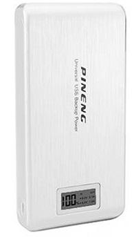 Carregador Portátil Universal AD0216 USB 15000mAh PN-929 Branco - Pineng