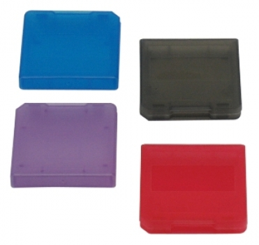 Pack com 04 Cases Coloridos para NDS - Leadership