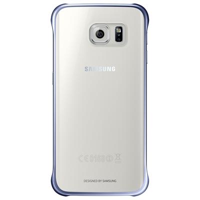 Capa Protetora Clear Galaxy S6 Edge Borda Preto EF-QG925B - Samsung