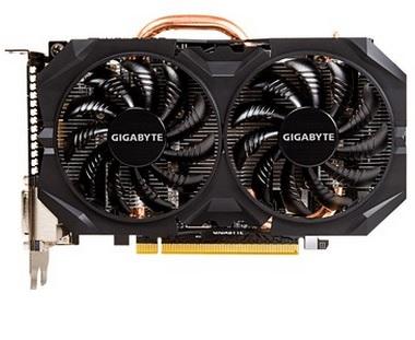 Placa de V�deo R7 370 2GB DDR5 256Bit Windforce GV-R737WF2OC-2GD - Gigabyte