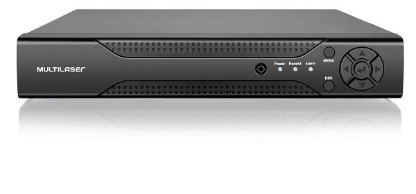 DVR 16 Canais 960h Híbrido 3 em 1 SE116 - Multilaser