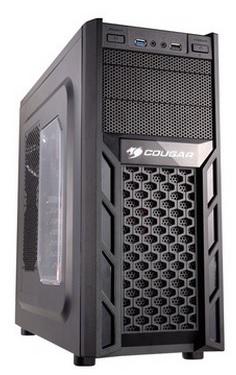 Gabinete ATX S/Fonte 67M3 Solution 2 Preto - Cougar