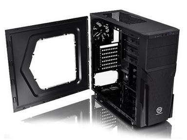 Gabinete Versa H21 Window MidTower com USB 3.0 CA-1B2-00M1WN-00 Preto - Thermaltake