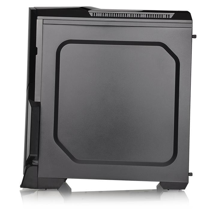 Gabinete Versa N21 Window CA-1D9-00M1WN-00 Mid Tower S/Fonte Preto - Thermaltake