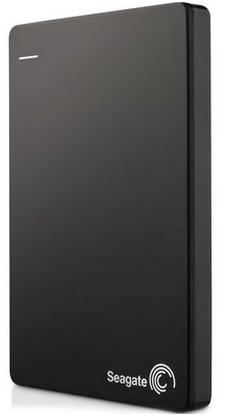 HD Externo Portátil Backup Plus Slim 1TB Preto STDR1000200 - Seagate