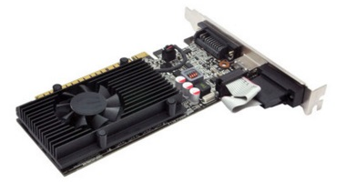 Placa de Vídeo Geforce GT610 DDR3 64Bits 01G-P3-2615-KR - EVGA