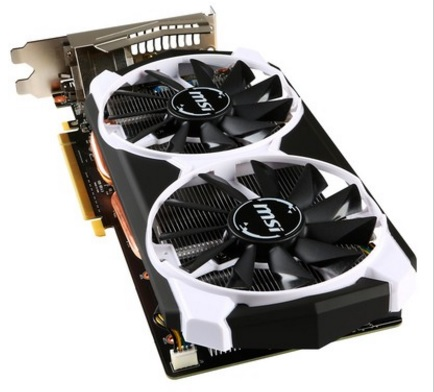 Placa de Vídeo Geforce GTX960 4GD5T OC 4GB DDR5 128Bits - MSI
