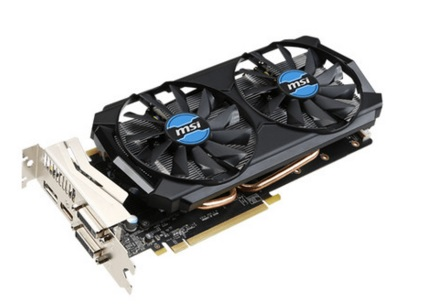 Placa de Vídeo Geforce GTX970 4GB DDR5 256Bits 4GD5T  OC - MSI