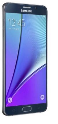 Smartphone Galaxy Note 5 SM-N920G, Octa Core, Android 5.1, Tela 5.7, 32GB, 16MP, 4G, Caneta S-Pen, Preto - Samsung