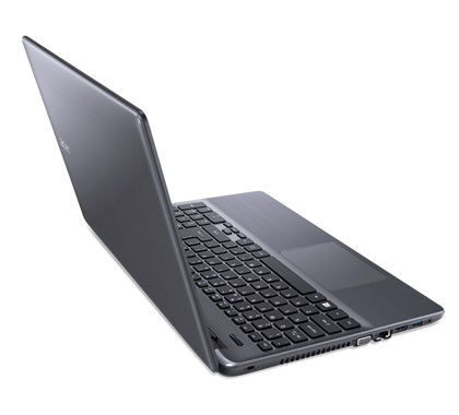 Notebook Apire E5-571G-57MJ Intel Core i5 4GB HD 1TB GeForce 820M 2GB Tela 15.6 Windows 8.1 Chumbo - Acer
