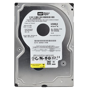 Hard Disk de 320GB Sata II 8MB 7200RPM WD3200JS - Western Digital