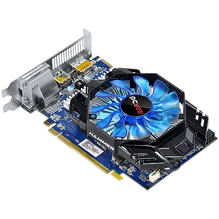 Placa de Vídeo R7 360 Hammer 2GB DDR5 128Bits PH36012802D5 - PCYES