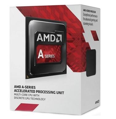 Processador FM2+ A8 7600 Quad Core 4MB 3.8Ghz AD7600YBJABOX - AMD