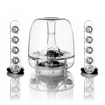Caixa de Som 2.1 SoundSticks III 40W RMS SOUNDSTICKS3EU - Harman Kardon