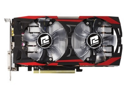 Placa de V�deo Geforce R7 370 2GB DDR5 2GBD5-PPDHE - PowerColor