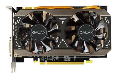 Placa de Vídeo GeForce GTX 970 Gamer OC 4GB DDR5 256-Bit 97NPH6DT8RVZ - Galax