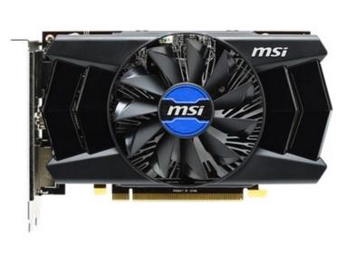 Placa de V�deo R7 250 2GB DDR3 128Bits OC (R7 250 2GD3 OC) - MSI