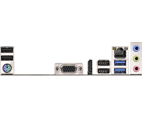 Placa Mãe AM1 AM1B-MH USB 3.0 - ASROCK