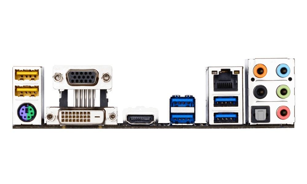 Placa Mãe LGA 1151 DDR4 GA-H170-Gaming 3 (S/V/R) - Gigabyte
