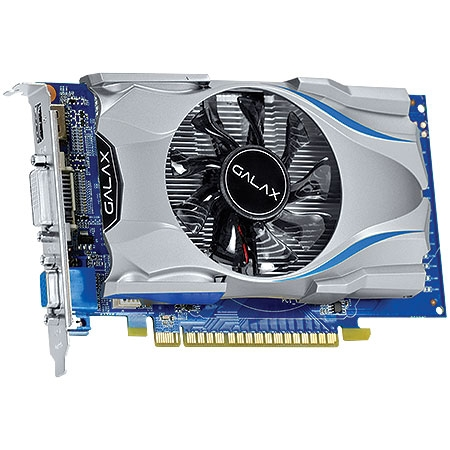 Placa de Vídeo Geforce GTX750 OC 2GB DDR5 128Bit 75NPH8DV9SXH - Galax