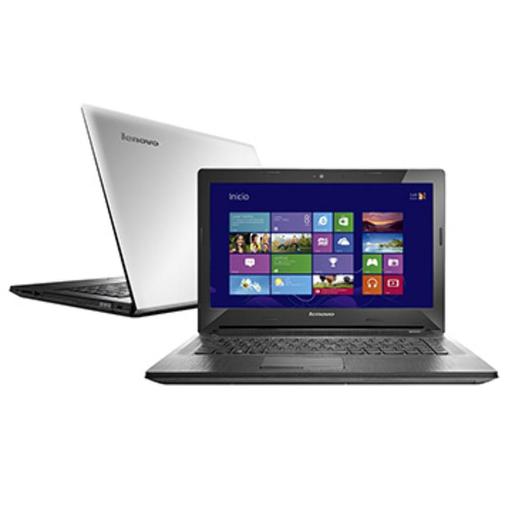 Notebook G40 Intel Core i5 4GB 1TB Windows 8.1 Led 14 HDMI Placa de Vídeo 2GB 80GA000DBR - Lenovo