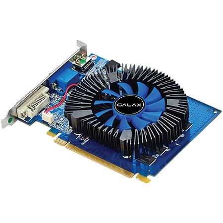 Placa de V�deo Geforce GT730 2GB DDR3 128Bits 73GPF8HX3SNS - Galax