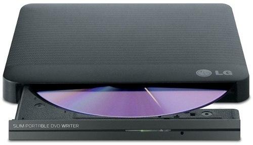 Gravadora de DVD Externa Preto GP50NB40 - LG